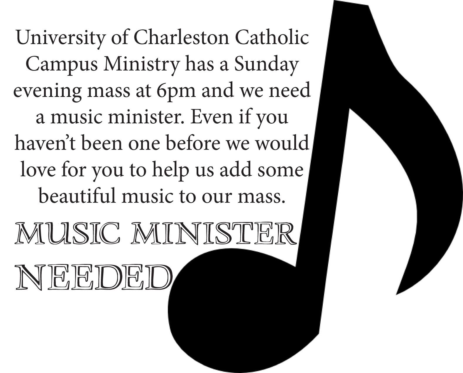 music minister